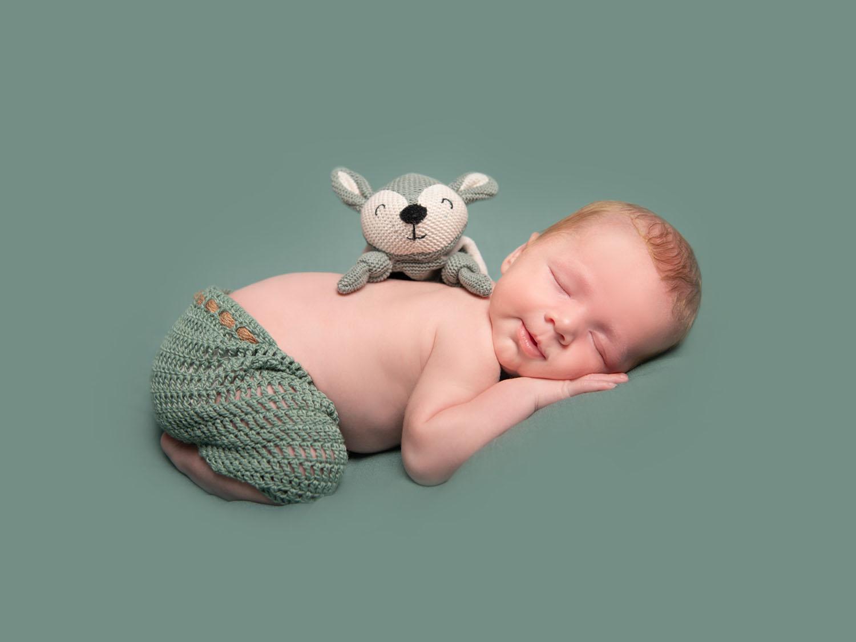 newborn banner info